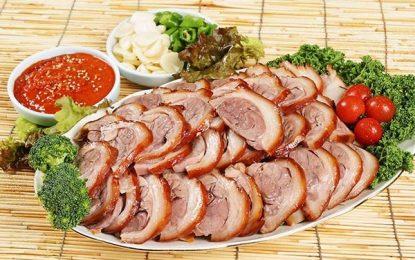 6 món ăn kỳ quặc tại xứ sở kim chi