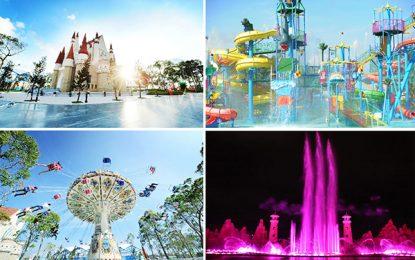 Vinpearl Land Phú Quốc điểm vui chơi, giải trí mới ở đảo Ngọc