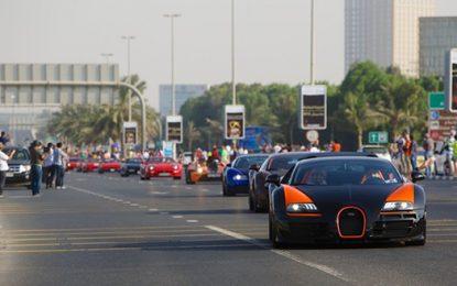 Dubai – Địa điểm của những du khách cuồng siêu xe