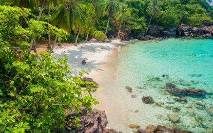 Phú Quốc địa danh hấp dẫn du khách bởi những hoang đảo đẹp hút hồn