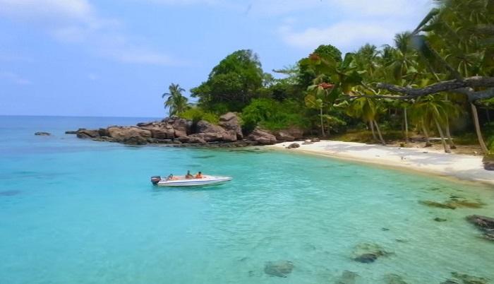 Bãi Sao Phú Quốc-Bãi biển đẹp nhất Phú Quốc say lòng người