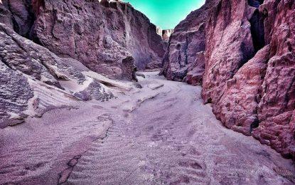 Check-in sa mạc Hòa Thắng- Thung lũng hỏa thần nóng phỏng chân