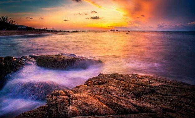 Du lịch Phước Hải Vũng Tàu-an yên nơi biển vắng