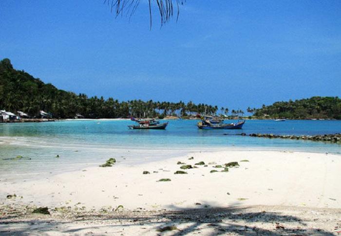 Du lịch Nam Du đừng bỏ qua những bãi biển xinh đẹp này nhé