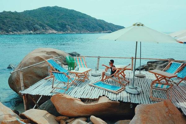 Những khách sạn Bình Ba view đẹp ấn tượng tha hồ sống ảo thả ga
