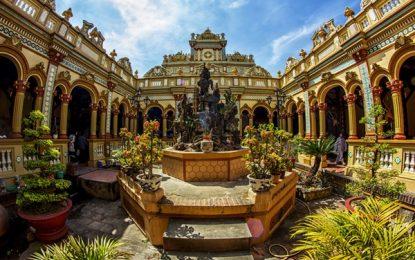 Về miền Tây ghé thăm những ngôi chùa vừa độc đáo vừa linh thiêng cầu an đầu năm