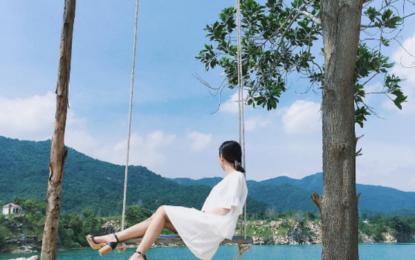 Hồ Đá Xanh Vũng Tàu-khung hình đẹp không góc chết cho dân sống ảo