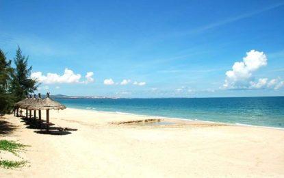 Về bãi biển Đồi Dương Bình Thuận nghe sóng vỗ rì rào bên tai
