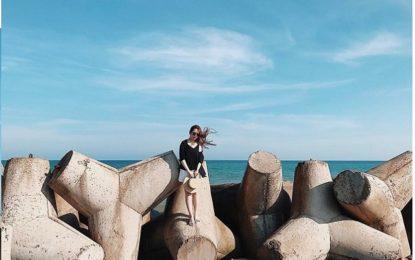 Đừng bỏ qua bãi đá Ông Địa độc đáo khi đi du lịch Bình Thuận nhé