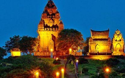 Khám phá Tháp Chàm Poshanư-thích mê kiến trúc Chăm độc đáo