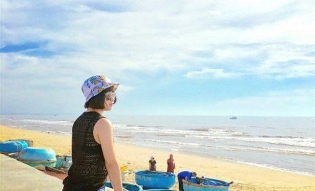 Đổi gió với biển Long Hải Vũng Tàu đủ tiêu chuẩn xanh-sạch-đẹp