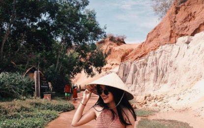 Suối Tiên Mũi Né nơi mang vẻ đẹp lay động trái tim người lữ hành