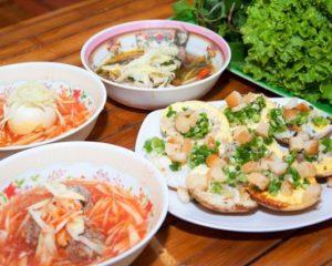 Ăn tối ở Phan Thiết với nhiều món ngon đặc sản không đụng hàng