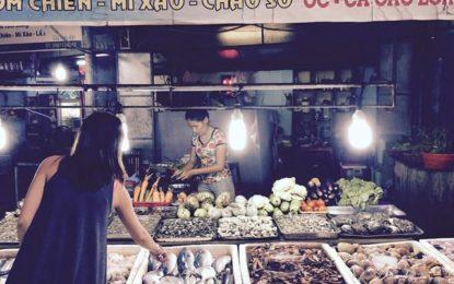 Đã tìm ra thánh địa dành cho dân mê hải sản mang tên chợ đêm Vũng Tàu