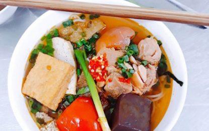 Phố ăn đêm Đồ Chiểu Vũng Tàu- nơi ăn uống thả ga tại phố biển